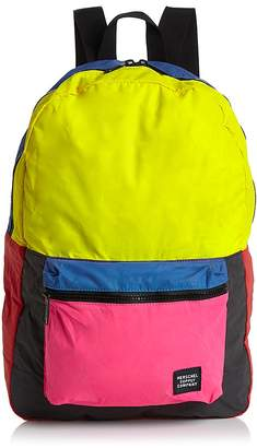 Herschel Daypack Color-Block Denim Backpack
