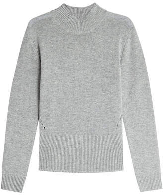 81 Hours Pullover with Superfine Wool and Cashmere