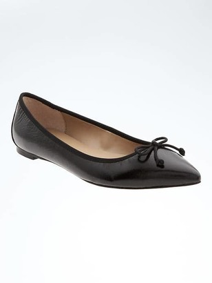 Pointed Toe Robin Ballet Flat $88 thestylecure.com