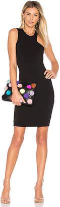 LA Made Sarah Bodycon Dress in Black $62 thestylecure.com