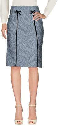 Christian Lacroix Knee length skirts