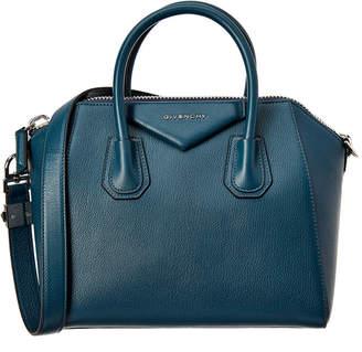 Givenchy Small Antigona Leather Satchel