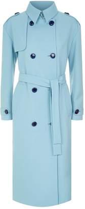 Victoria Beckham Victoria, Belted Trench Coat