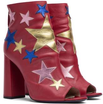 Tommy Hilfiger Metallic Star Ankle Boot