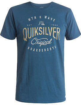 Quiksilver NEW QUIKSILVERTM Mens Duel Fuel T Shirt Tee Tops