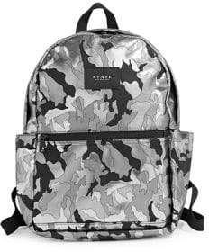 STATE Williams Metallic Camouflage Backpack