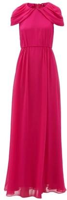 Max Mara Canditi Dress - Womens - Pink