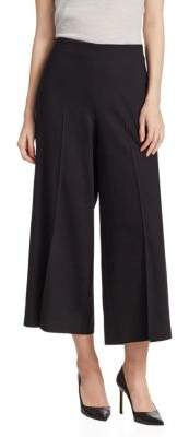 Saks Fifth Avenue COLLECTION High-Waisted Wide-Leg Trouser