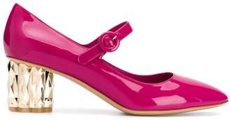 Salvatore Ferragamo heeled pumps
