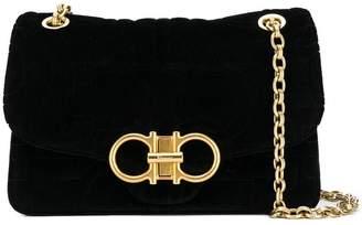 Salvatore Ferragamo square shaped bag