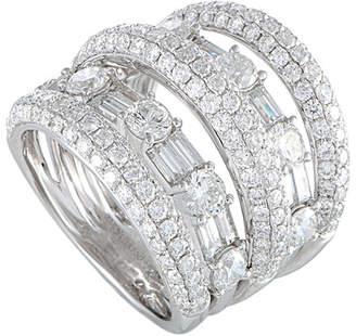 Odelia 18K 3.92 Ct. Tw. Diamond Ring