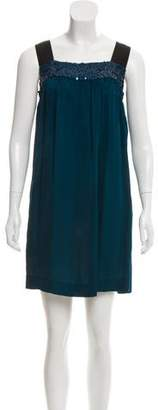DKNY Embellished Tent Dress w/ Tags
