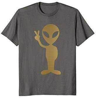 Alien Face Classic Vintage T Shirt T-Shirt Tshirt Tee Shirt