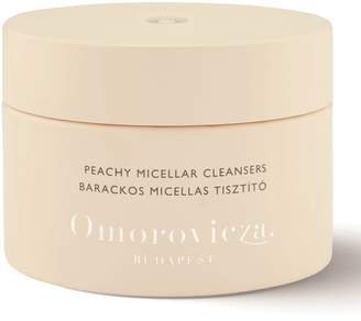 Omorovicza Peachy Micellar Cleansing Pads