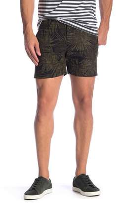 Parke & Ronen Printed Holler Shorts