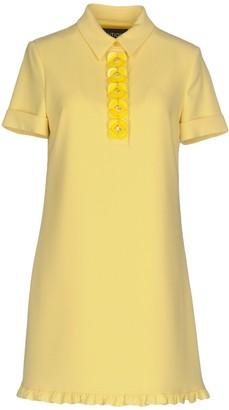 Moschino Short dresses - Item 34784721BU