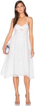 Parker Miranda Dress $265 thestylecure.com