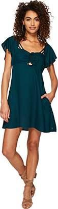 Volcom Junior's It's A Cinch Mini Dress
