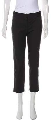 Theory Low-Rise Cropped Pants