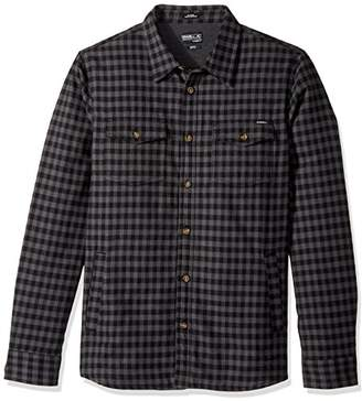 O'Neill Men's Gronk Lined Flannel