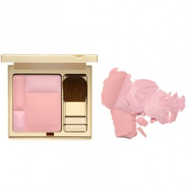 Clarins illuminating cheek colour #1 lovely rose
