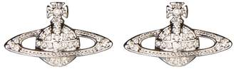 Vivienne Westwood Mini Bas Relief Crystal Cufflinks