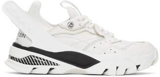 Calvin Klein White Carla 10 Sneakers