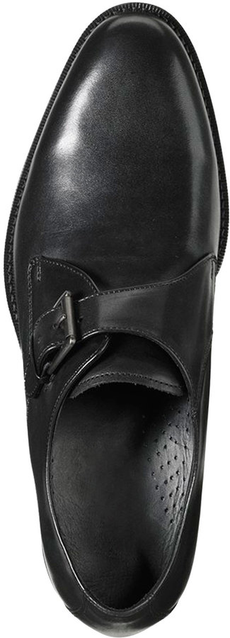 Cole Haan Col Han Air Madison Monk-Strap Loafer, Black