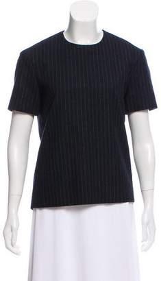 Celine Striped Wool Top
