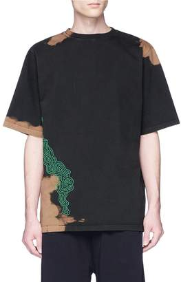 Damir Doma 'Thesi' graphic embroidered T-shirt