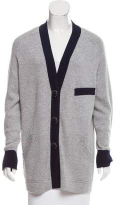 Chanel 2015 Cashmere Cardigan