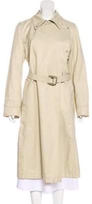 Max Mara Coated Trench Coat