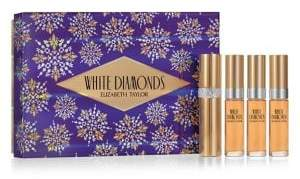 Elizabeth Taylor White Diamonds Eau de Toilette 3-Piece Fragrance Set