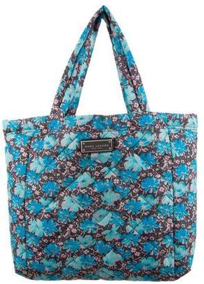 523826beeda50 Marc Jacobs Blue Quilted Bag - ShopStyle