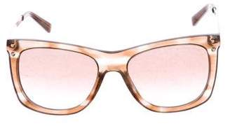 Michael Kors Square Gradient Sunglasses
