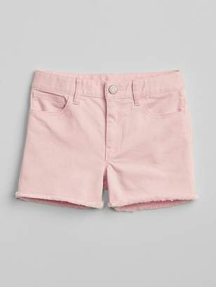 Gap Denim Shortie Shorts in Color
