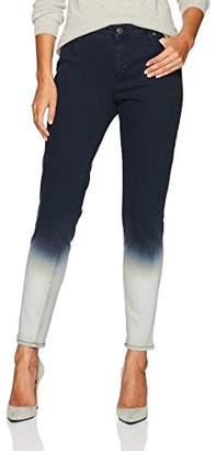 Bandolino Women's Lisbeth Curvy Skinny Ankle Jean