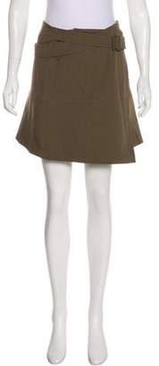 Belstaff A-Line Mini Skirt w/ Tags
