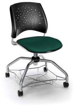 "OFM Star Series Foresee Chair 19.75"" Fabric Classroom Chair OFM"