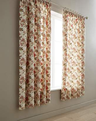 Fashion World Wild Rose Curtains