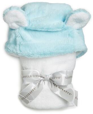 Little Giraffe Luxe Hooded Towel