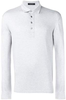 Ermenegildo Zegna long sleeved polo shirt