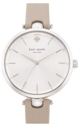 Kate Spade 'holland' Round Watch, 34mm