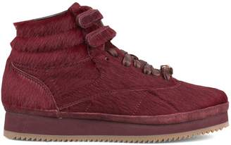Reebok Women's Amber Rose Freestyle Hi Vibram