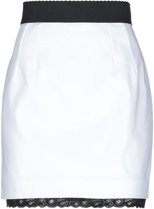 Dolce & Gabbana Knee length skirts - Item 35403392NM