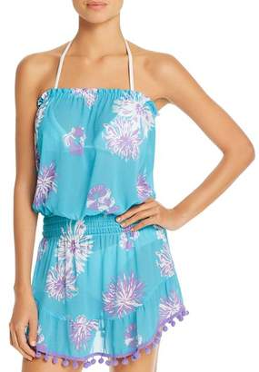 Ramy Brook Marcie Mini Dress Swim Cover-Up