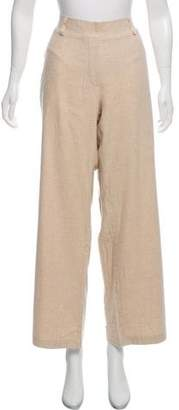 Hatch High-Rise Wide-Leg Pants w/ Tags
