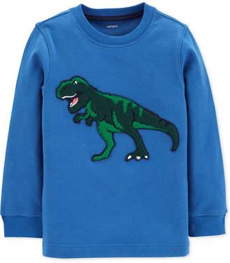 Carter's Carter Baby Boys Dinosaur Graphic Cotton T-Shirt