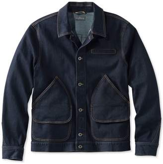 L.L. Bean L.L.Bean Signature Denim Field Coat