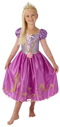 Rubie's Costume Co Masquerade Disney Princess - Storyteller Rapunzel Costume - Small